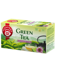 Green tea Echinacea-lime  zöld	35 g