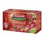 WOF RED BERRIES vörösáfonya-málna ízű gyümölcstea45 g
