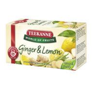 WOF gyömbéres citromos tea35 g