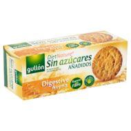 Gullon cukormentes Digestiva Avena - Zabpelyhes keksz 410g