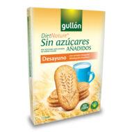 Gullon Többgabonás cukormentes reggeli keksz 216 g