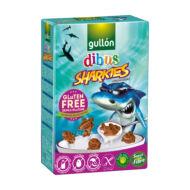 Gullon Dibus gluténmentes reggeliző keksz250 g