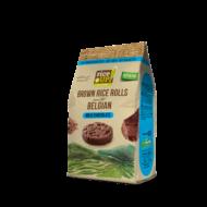Rice Up Tejcsokoládés barna rizs snack50 g