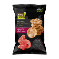 Rice Up Chips ibériai sonka ízű 60 g