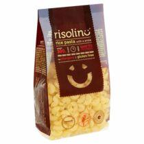 Risolino Gluténmentes Szarvacska rizstészta 300g