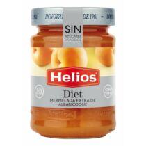 Helios Sárgabarack extradzsem édesítőszerrel280 g