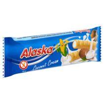 Alaska kókusz izű krémmel töltött kukoricarúd gluténmentes 18g