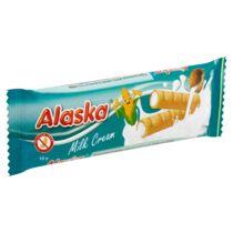 Alaska tejes krémmel