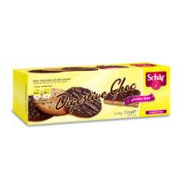 Schär Digestive Choc csokis gluténmentes keksz150g