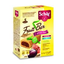 Schär Fruit bar gluténmentes125 g 5x25g