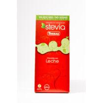 Stevia Tejcsokoládé hozáadott cukor nélkül, édesítősz100 g