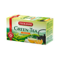 Green tea Orange narancsos  zöld	35 g