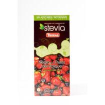 Stevia Erdei gyümölcsös étcsokoládé hozzáadott cukor nélkül125 g