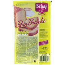 Schar Pan brioche édes gluténmentes kenyér 370g