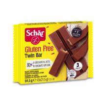 Schär TWIN BAR gluténmentes 3 x 21,5 g64,5 g