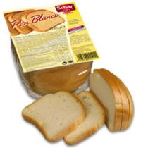 Schar Pan Blanco gluténmentes 250 g