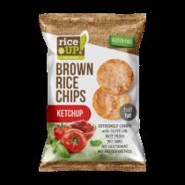Rice Up Chips ketchup ízű60 g