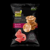 Rice Up Chips ibériai sonka ízű60 g