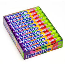 Mentos RAINBOW cukorka37,5 g