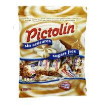 Pictolin Toffee karamell ízű, cukormentes, tejszínes cukorka 65 g