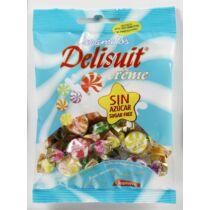 Delisuit cukormentes cukor gyümölcsös65g