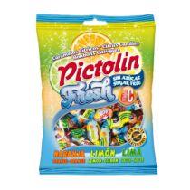 Pictolin Fresh citrus ízesítésű cukormentes cukorka C vitaminnal65 g