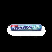 Pure Fresh mentol-eukaliptusz ízű rágógumi édesítőszerrel15,5 g