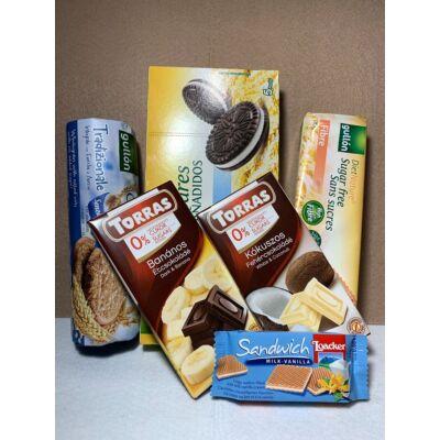 Cukor mentes nassolni való csomag