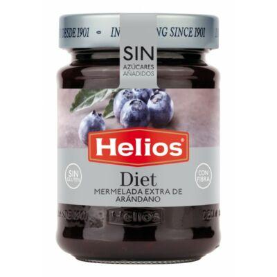 Helios áfonya extradzsem édesítőszerrel 280 g