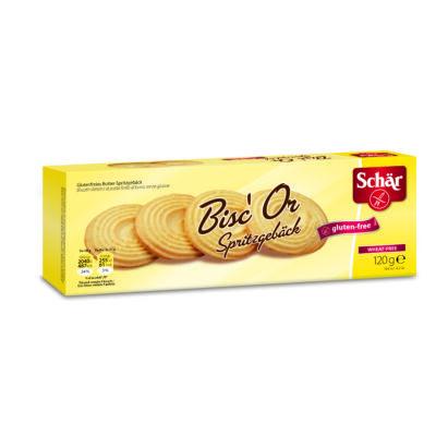 Schär Bisc'Or - Vajas keksz 120 g