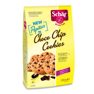 Schar Choco Chip Cookie (Pepitas) csokidarabos keksz200g