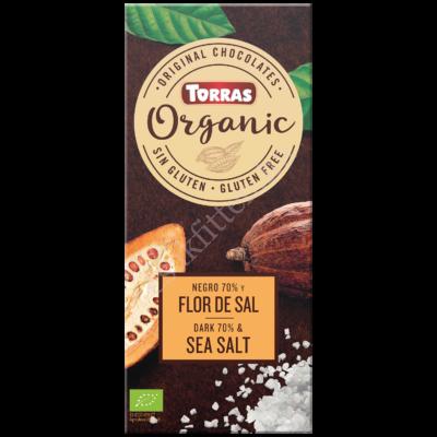 Tengeri sós étcsokoládé100 g