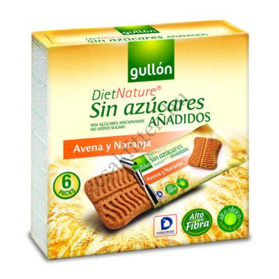 Gullon Snack zabos, narancsos keksz144 g
