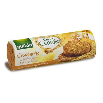 Gullon Élelmi rostban gazd gabonakeksz puff. Rizzsel265 g