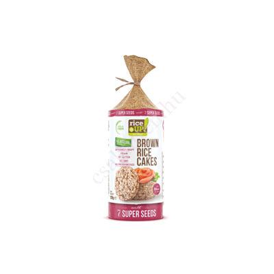 Rice Up Szelet 7 szupermagvas 120 g