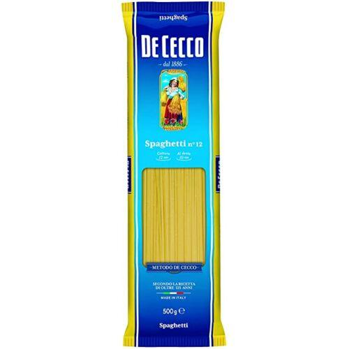 De Cecco Spagetthi tészta 500g