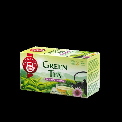 Green tea Echinacea-lime  zöld35 g