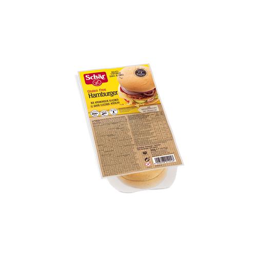 Schär Gluténmentes Hamburger300g