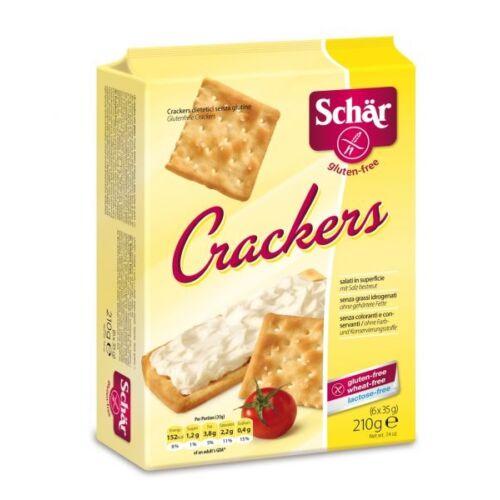 Schär cracker 210 g