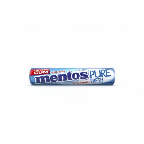 Pure Fresh mentolos ízű rágógumi édesítőszerrel15,5 g