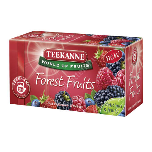WOF Forest Fruits erdei gy.gyümölcstea50 g