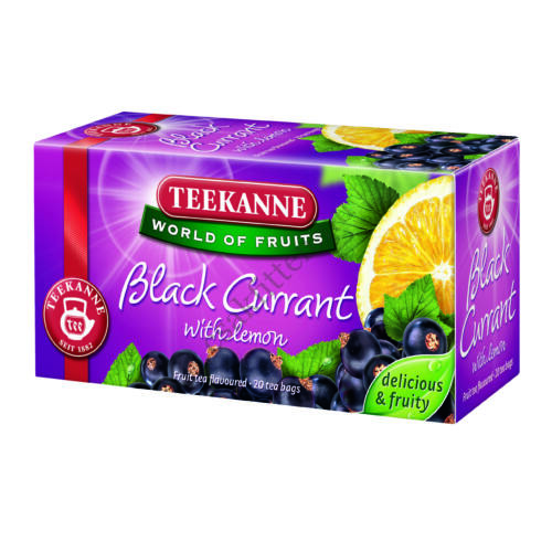 WOF Blackcurrant with lemon50 g