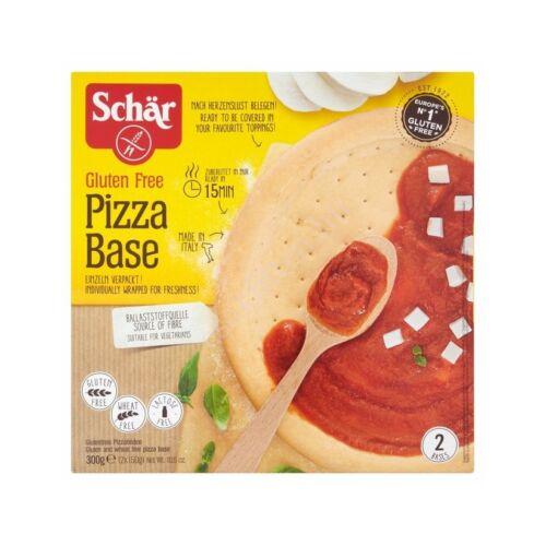 Schär Gluténmentes pizzaalap300g