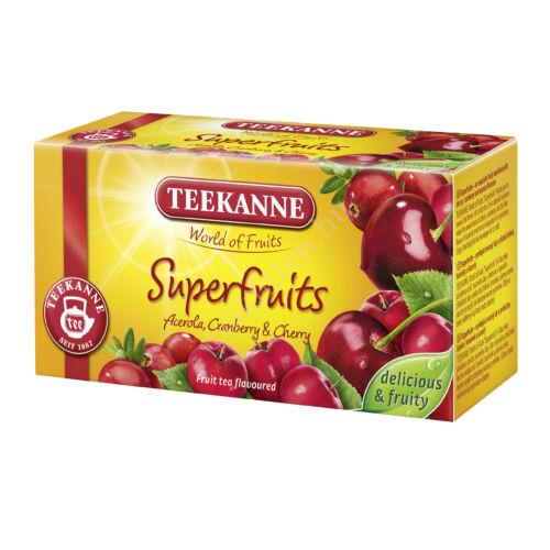 WOF Superfruits gyümölcstea 45g