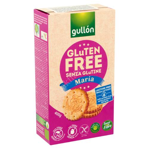 Gullon Gluten free Maria Int.400 g