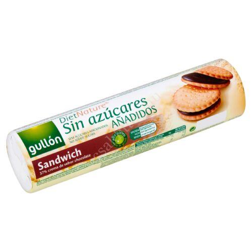 Gullon Szendvics keksz cukormentes250 g