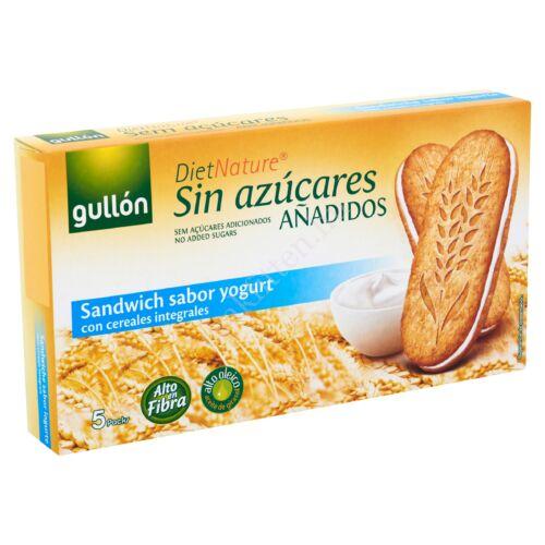 Gullon Joghurtos reggeli szendvicskeksz    220 g