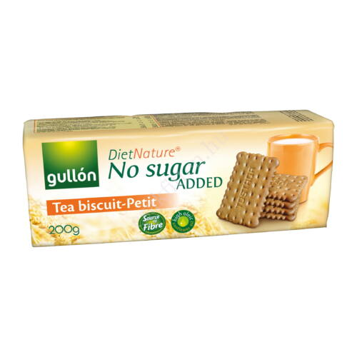 Gullon Tostada teakeksz cukor hozzáadása nélkül 200 g