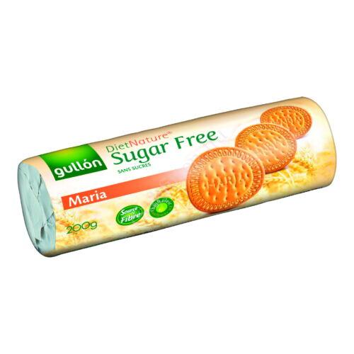 Gullon Maria cukormentes keksz200 g