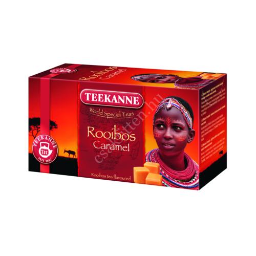 WST Rooibos Caramel Karamell ízesítésű rooibos tea 35 g